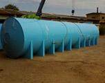 Накопительная бочка 70 м3 для питьевой воды